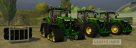 Image For John-Deere-Series-7-R-9-L-Set-Pack-v-1.0