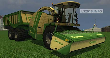 Image For Krone-BIG-X-650-Cargo-Pack-v-1.0