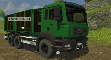MAN-TGA-3-axle-Tipper-v-1.0