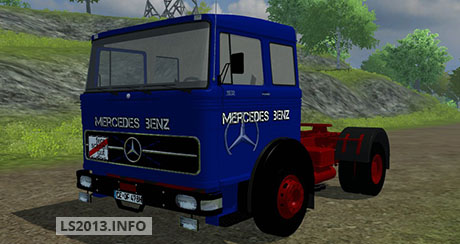 Image For Mercedez-Benz-NG-1632-v-1.0