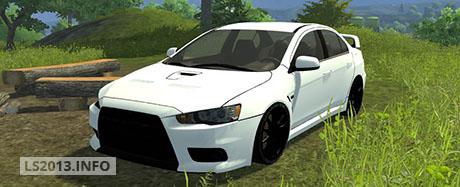 Mitsubishi-Lancer-Evolution-X-v-1.0