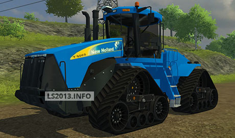 New Holland 9060T Quadtrac