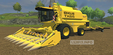 New-Holland-TX-65-N-Pack-v-1.0