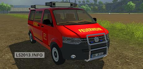 Volgswagen-T-5-Feuerwehr-v-1.0