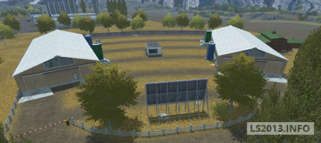 Westbridge Hills Cattle and Pigsty addon v 1.0