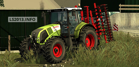 Claas Axion 820 v 1.2
