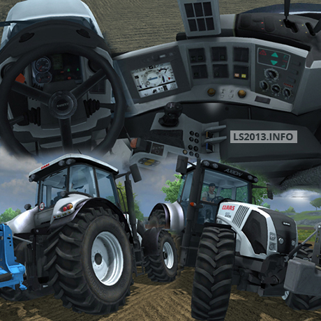 Image For Claas-Axion-820