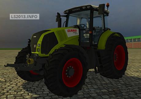 Claas-Axion-840-v-1.1
