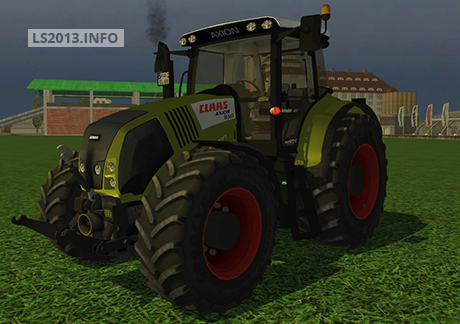 Claas-Axion-850-Hexa-Shift-v-1.0