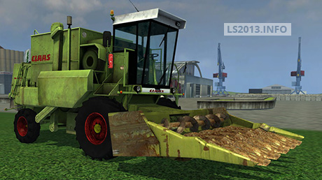 Image For Claas-Dominator-85-Pack-v-3.0