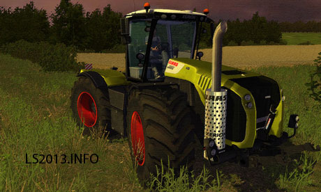 Claas Xerion 5000 VC v 2.0