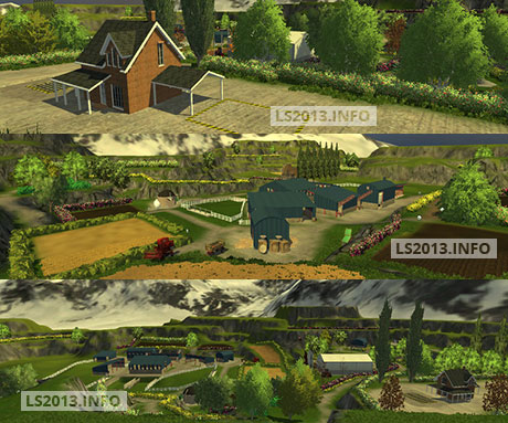 Cornwell Farm v 1.1