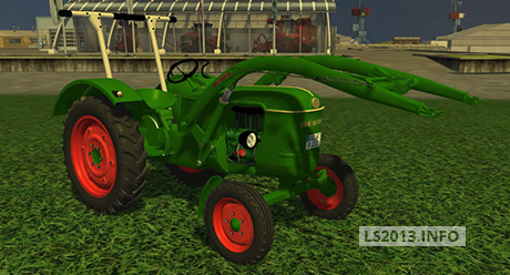 Image For Deutz-D-30-v-3.0-with-Frontloader