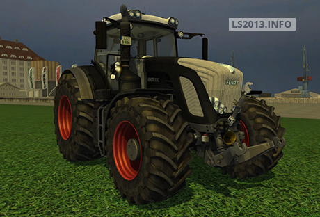 Image For Fendt-936-Black-Beauty