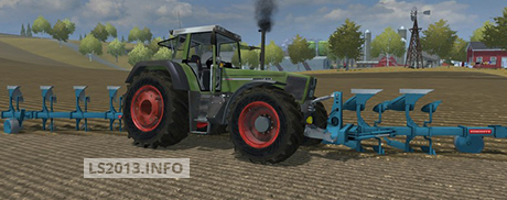 Fendt Favorit 824 v 1.0 MR