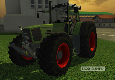 Image For Fendt-Favorit-824-v-2.0