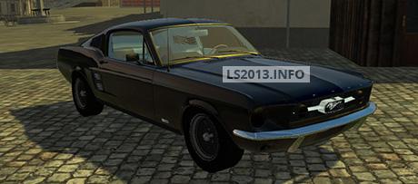 Ford Mustang 1965 v 1.0