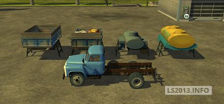 GAZ 53 Pack v 2.0
