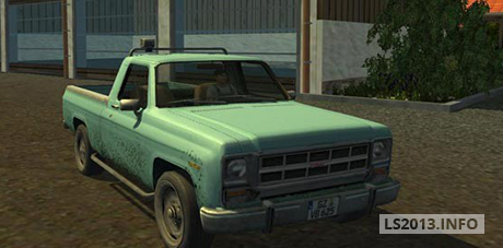 Image For GMC-Style-Pickup-Truck-v-1.1