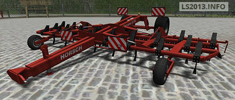 Image For Horsch-Terrano-8-FX