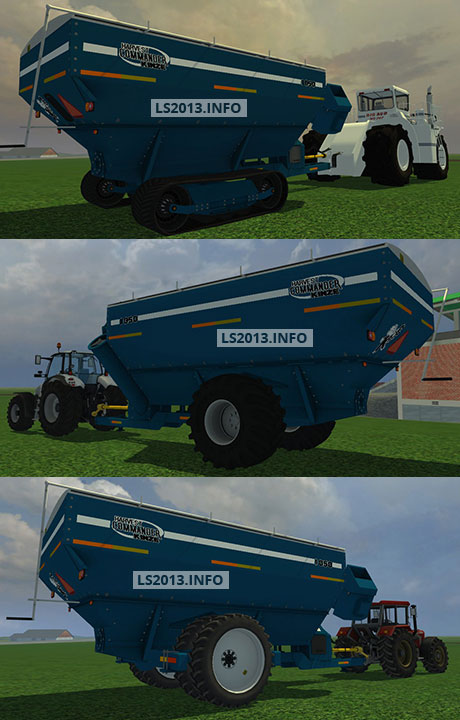 Kinze-1050-Grain-Trailers-Pack-v-1.0