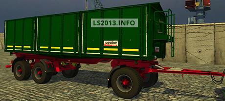 Kroeger Agroliner HKD 402 v 2.0 MR