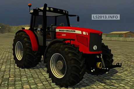 Image For Massey-Ferguson-6480
