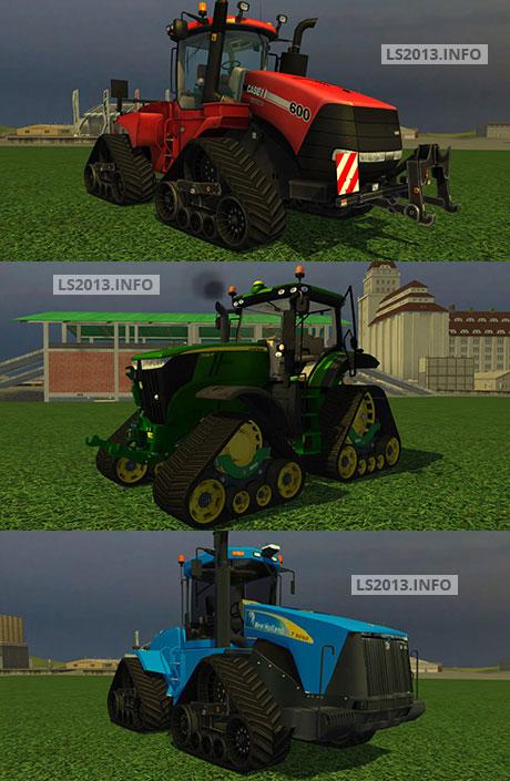 Terra-Trac-Tractors-Pack