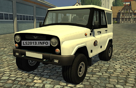 Image For UAZ-Hunter-v-1.0