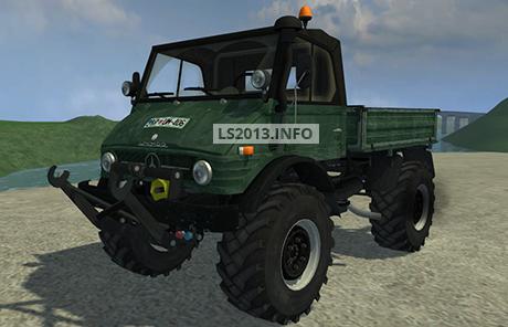 Unimog-U-406-Series-84-v 1.1