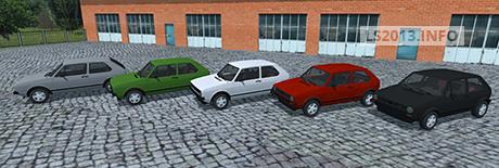 Image For Volkswagen-Golf-I-Pack-v-1.0