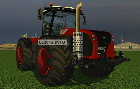 Image For Claas Xerion 5000 VC v 2.0-Red