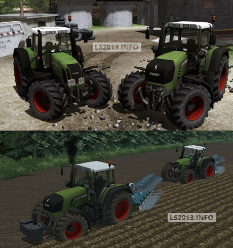 Image For Fendt-930-TMS-&-Fendt-Vario-Favorit-926