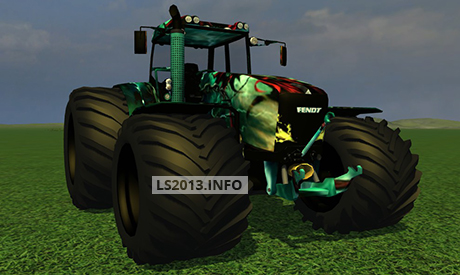 Image For Fendt-936-v-1.0-Spawn-Edition