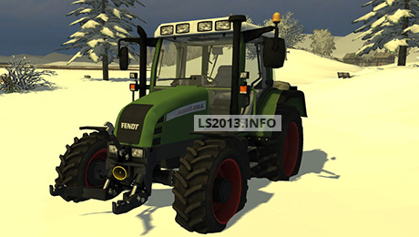 Image For Fendt-Famer-309-C-v-2.1-MR