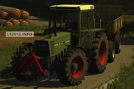 Image For Fendt-Farmer-312-LSA-Turbomatik-v-2.0