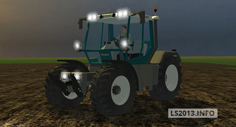 Fendt Xylon 524 v 1.0
