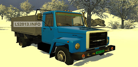 GAZ 3309 Multifruit v 2.0