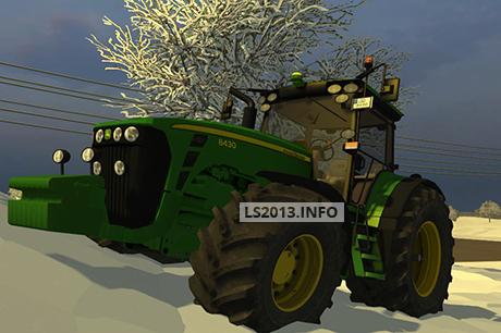 John Deere 8430 v 3.0