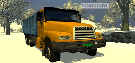 Image For Kamaz-4355-Multifruit-v-2.0