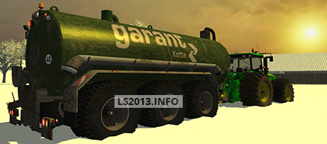 Kotte Garant VTR 25000