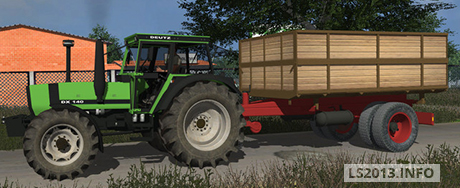 LKW Kipper v 2.0 MR