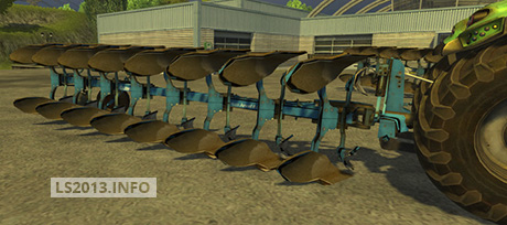 Lemken-Jewel-8-Furrow-Plough-v-1.0-MR-Pack