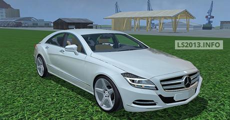 Mercedes Benz E Class v 2.0 CLS