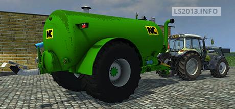 NC-2050-Manure-Tanker