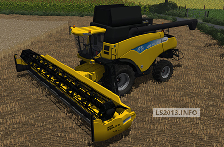 New Holland CR 9090 v 3.0 FINAL