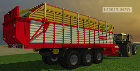 Poettinger Jumbo 10000L v 1.0 MR
