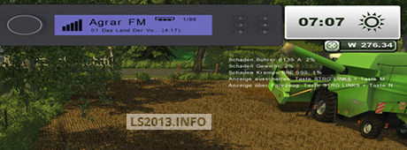 Radio Mod v 1.0