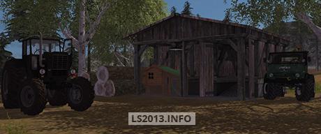 Small Barn v 1.0
