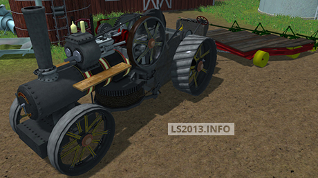 Steam Ploughing v 2.0 MR
